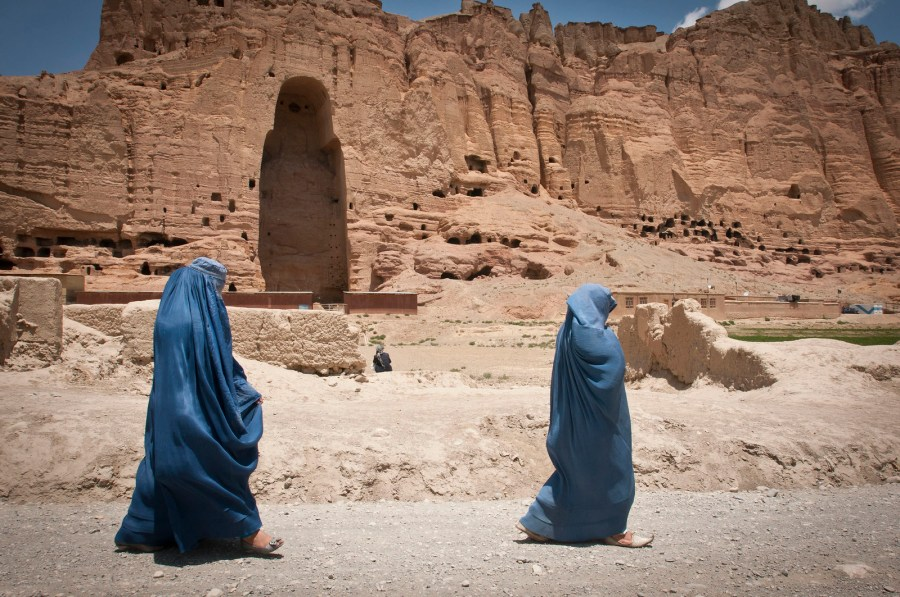 Buddhas of Bamiyan | 7 Most Beautiful Places in Afghanistan
