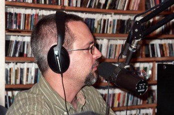 Michael on the air