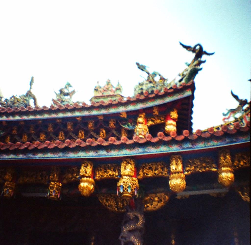 桃園 / Taoyuan - 大廟   Blowing Puffer Fish   Flickr