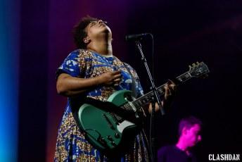 Alabama Shakes @ Music Midtown Festival in Atlanta GA on September 18th 2016