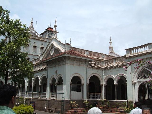 Aga Khan Palace, Pune/ Poona