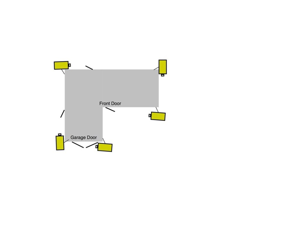 medium resolution of home security camera placement here is a diagram of half t flickr security camera positioning home diagram