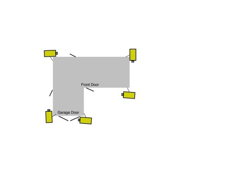 small resolution of home security camera placement here is a diagram of half t flickr security camera positioning home diagram