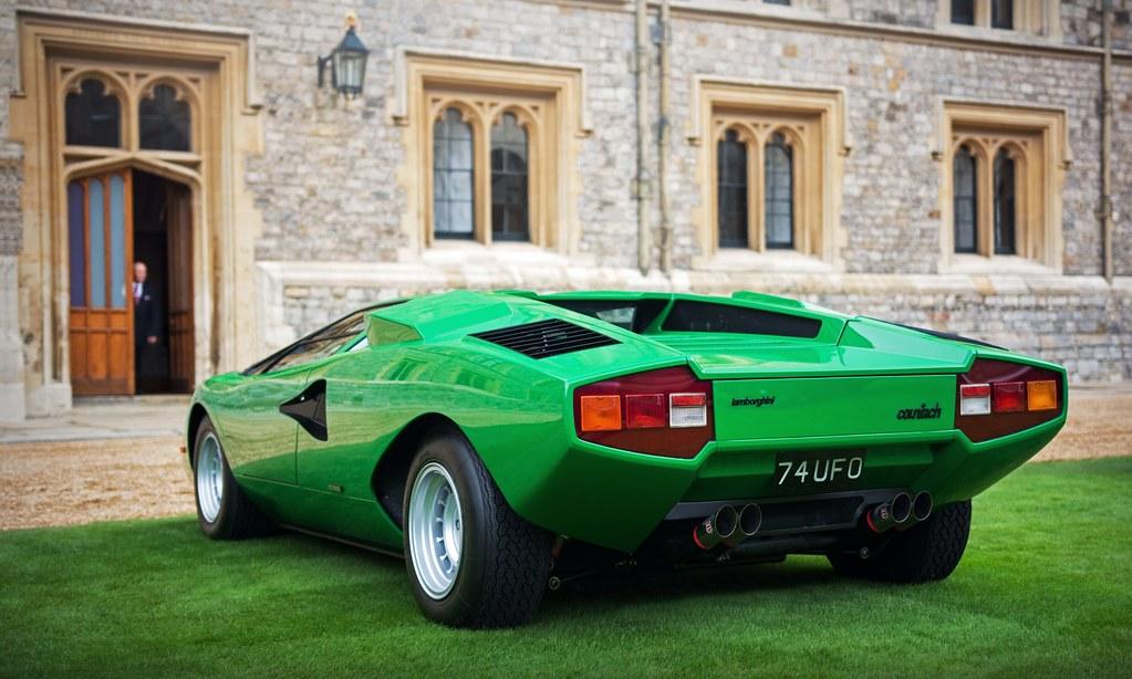 Simon Kidston - 1974 Lamborghini Countach LP400 Periscopa … | Flickr