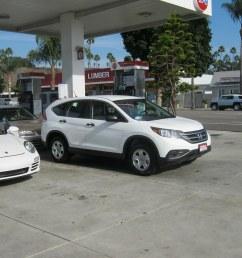 brand new honda cr v at gas station san juan capistrano 11 1  [ 1024 x 768 Pixel ]