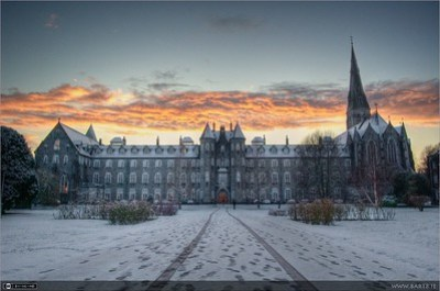 SPCM Snowy Sunset (remastered)