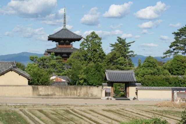 Hokki-ji (法起寺)