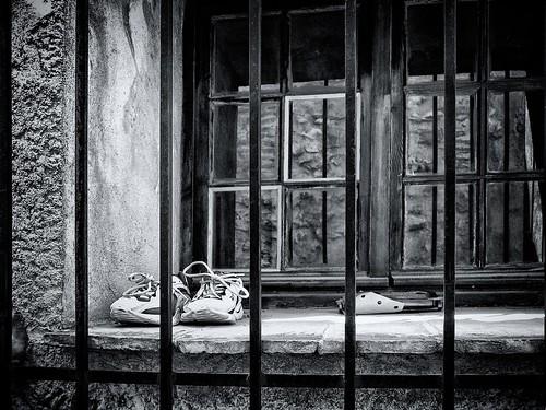 Shoes - Saint-Paul-de-Vence France - 2006