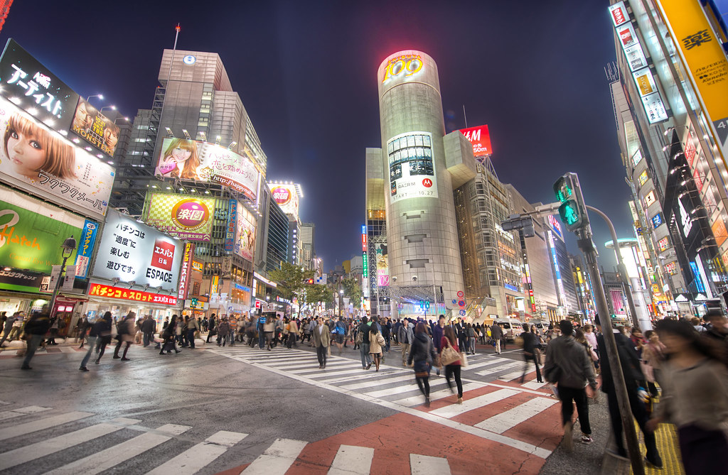 Free Wallpaper 3d For Pc Quot Shibuya Square Quot Tokyo Japan Japan At Night Is So