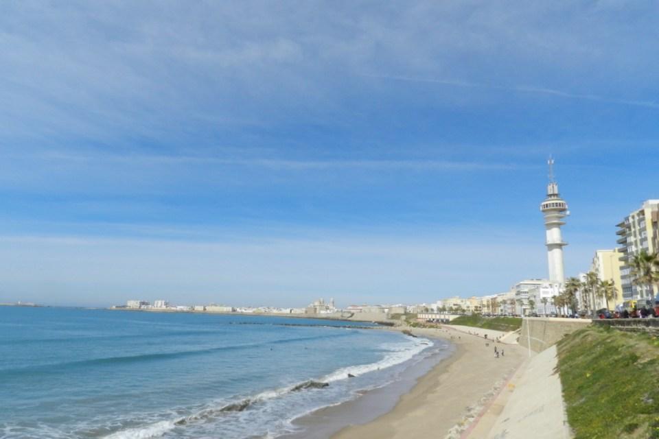 Cadiz Playa de Santa María del Mar 05
