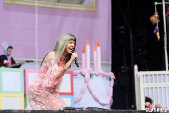 Melanie Martinez @ Music Midtown Festival in Atlanta GA on September 18th 2016