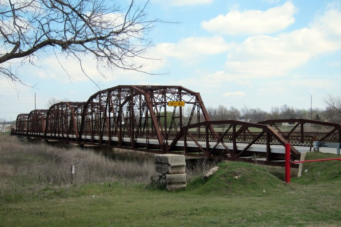 Old 66 bridge