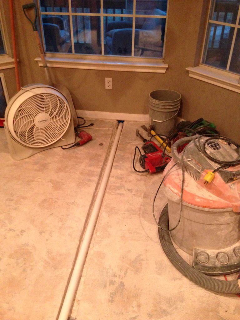 hight resolution of  new gas line to kitchen island by gsherman