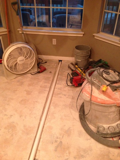 small resolution of  new gas line to kitchen island by gsherman