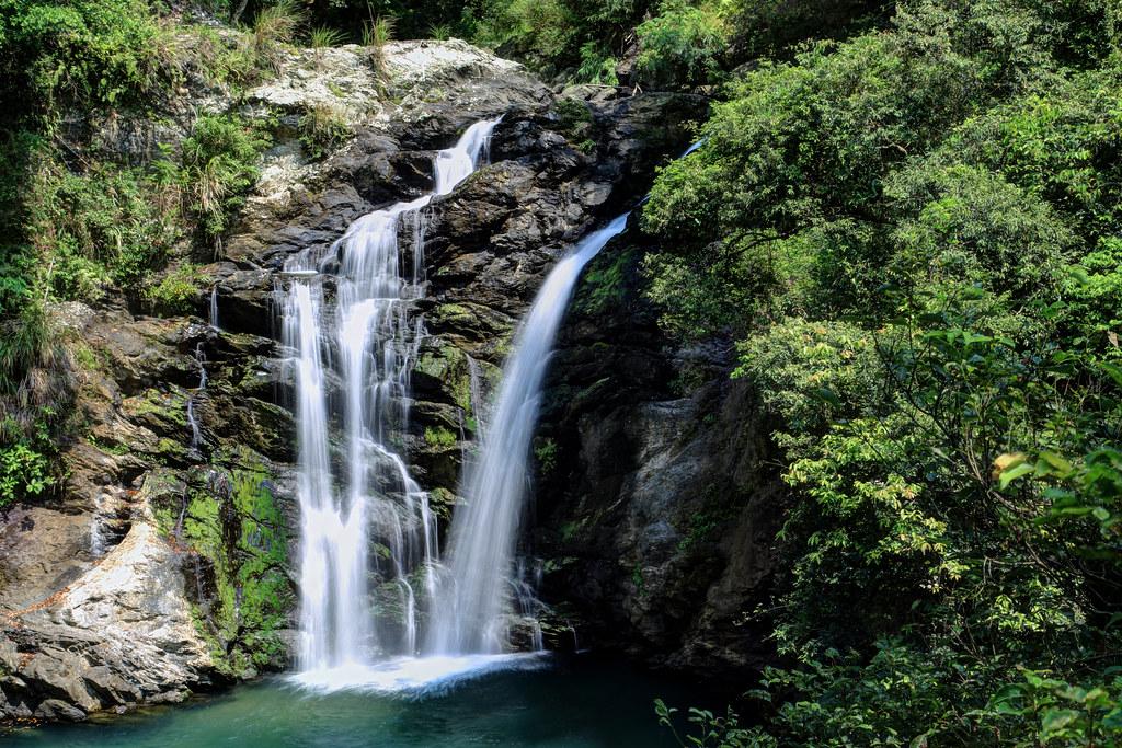 雙流瀑布 Shuangliu Waterfall | David Shih | Flickr