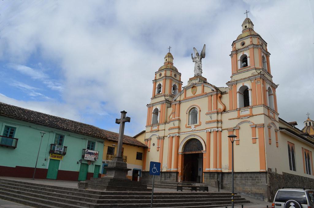 Image result for iglesia matriz san gabriel ecuador