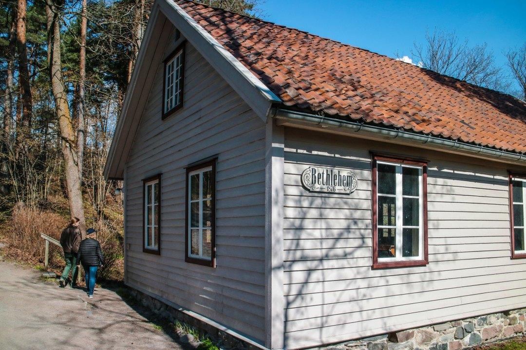 Museo Folkloristico Norvegese, Oslo