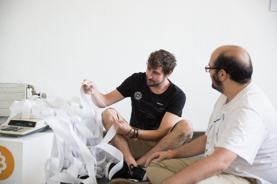 BitterCoin / Martín Nadal, Cesar Escudero Andaluz