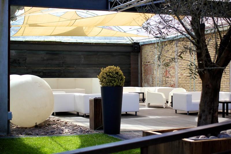 Veranda Cristal Garden