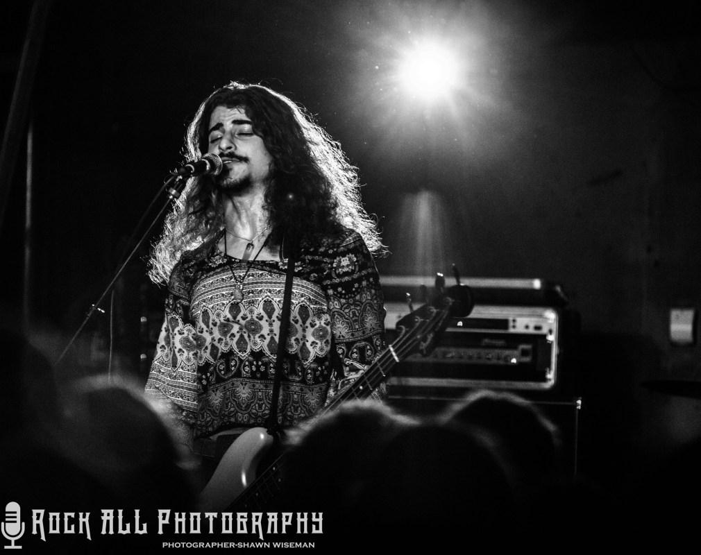 Black Coffee Album Release Show - A & R Music Bar Columbus - 4/2