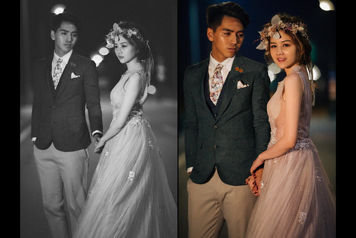 自助婚紗   Jannie & 朱晉廷 +Photographer / 艾文影像 / Ivan photography …   Flickr