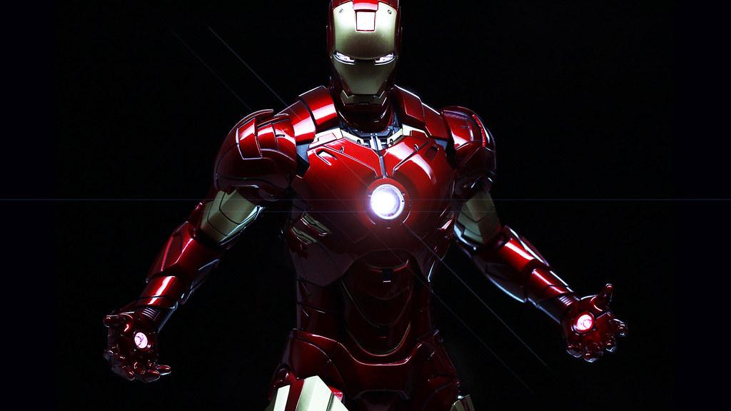 42 iron man iron