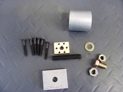 Cycle Works Swing Arm Bearing Puller Kit-Works On Wheel Bearings As Well