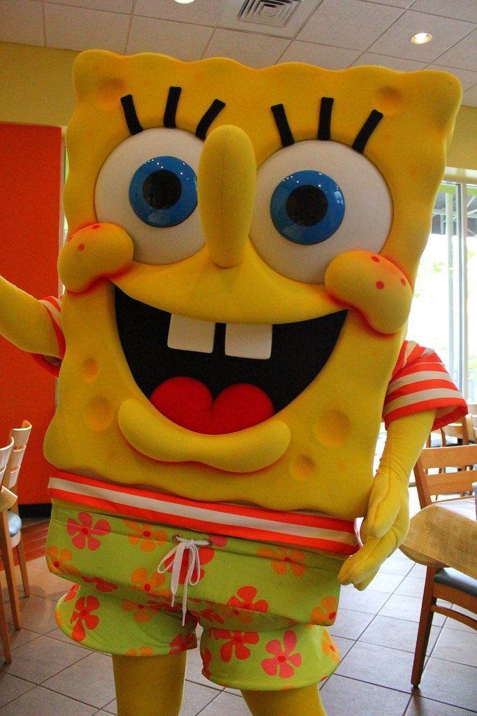 Spongebob Hotel : spongebob, hotel, Hotel, SpongeBob, SquarePants, Bikini, Bottom, Breakfast, Flickr
