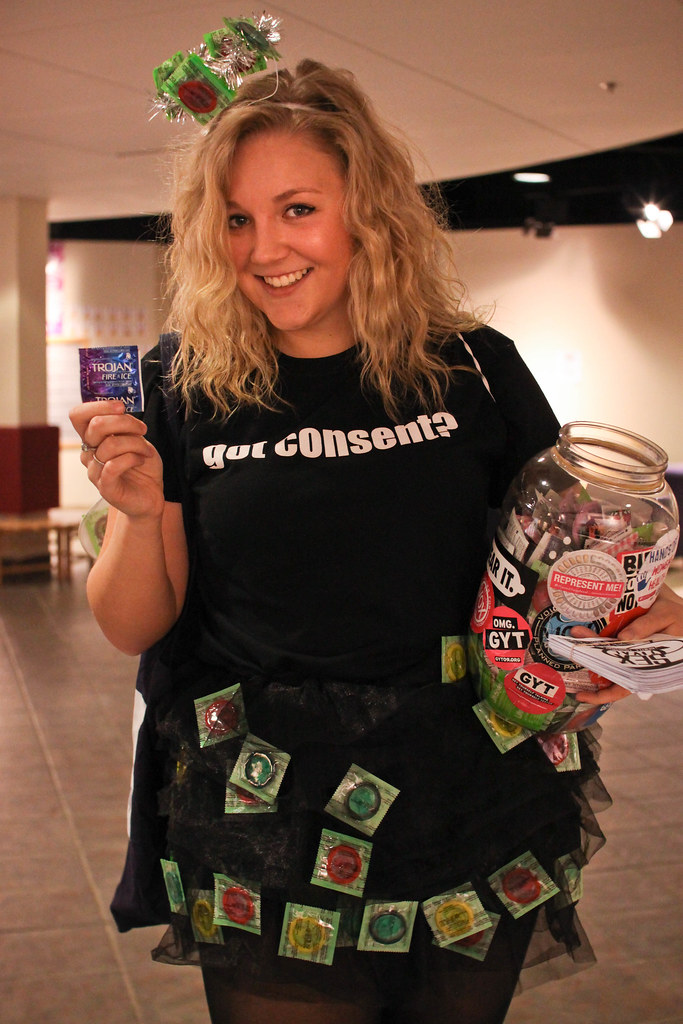 Condom Fairy  Public Relations Chair for CMUs Voices for