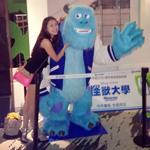 怪獸公司毛毛 我的童年回憶!!! | HannahLifeStyle | Flickr