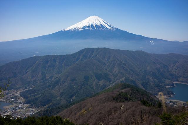 富士、二湖