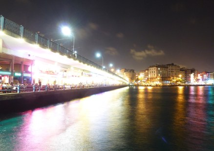 Galata Bridge at Night (1/2)