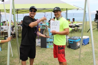 2018 HPower Beach Clean Up n Fishing Tournament