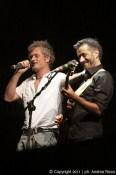 Daniele Silvestri @ Rock in Roma | 18-07-2011