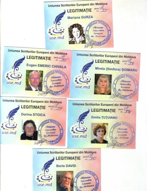legitimatii USEM