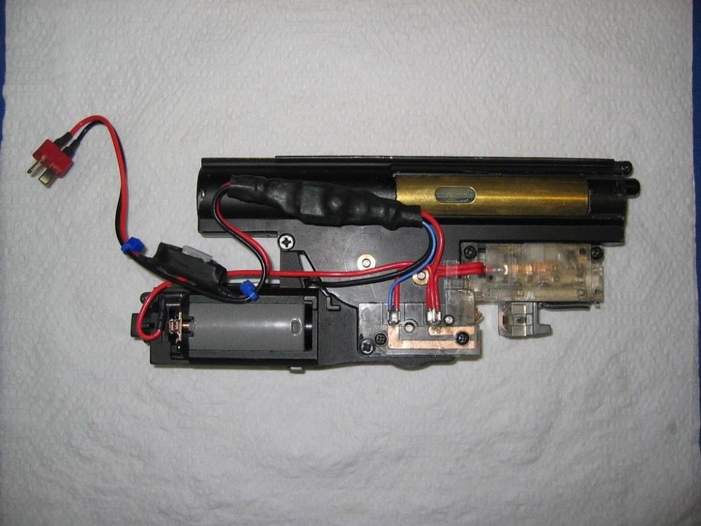 medium resolution of  ks p90 ks90 version 6 gearbox mosfet installation by dethmarine21