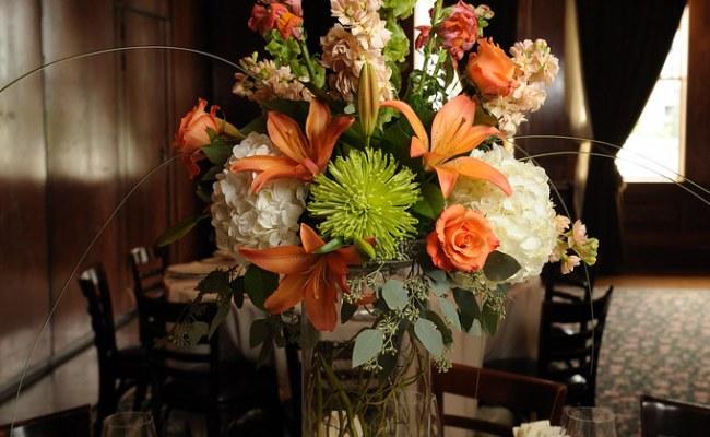 Centerpiece Milestones Floral Flickr