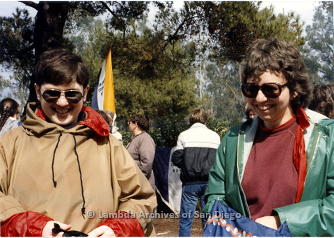 P024.540m.r.t Two women smiling