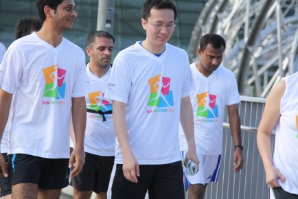 Run For Hope Singapore 2012
