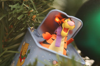 Tigger Ornaments Christmas