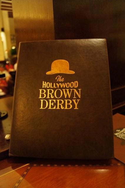 Brown Derby at Disney's Hollywood Studios