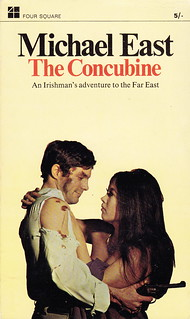 The Concubine by Michael East   UK Edition. Four Square Book…   Flickr