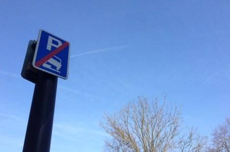 NO sky parking