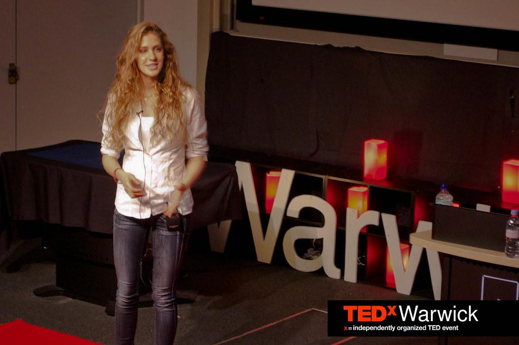 Bianca Nobilo Tedxwarwick Flickr
