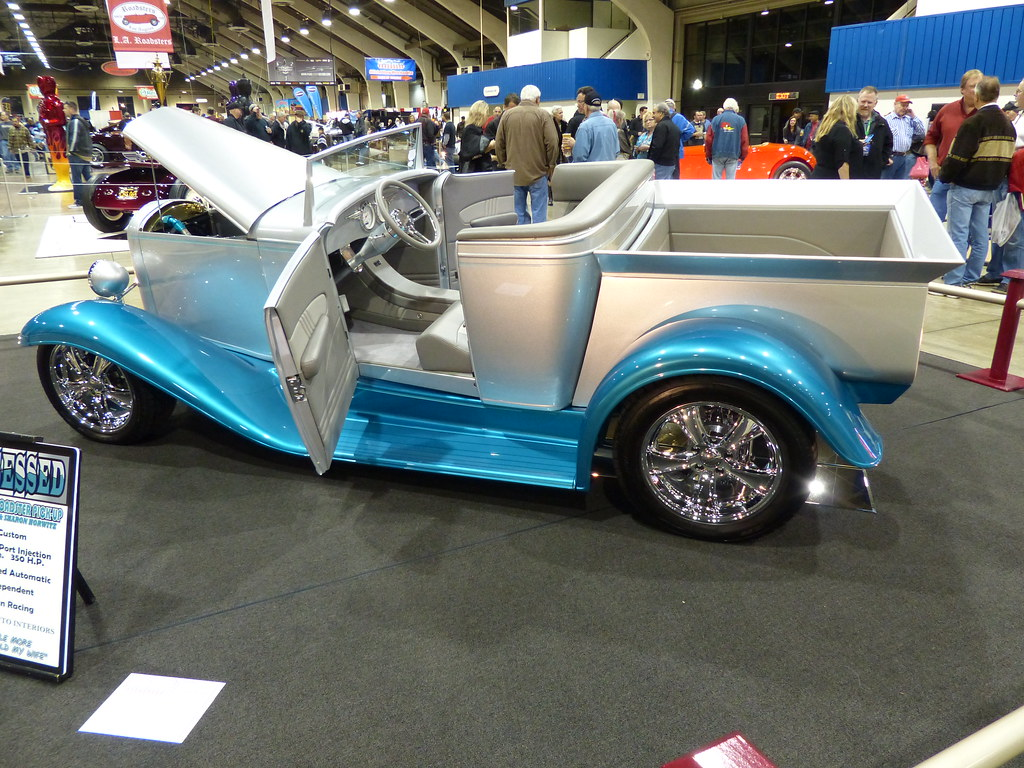 hight resolution of  32 chevy roadster pickup by bballchico
