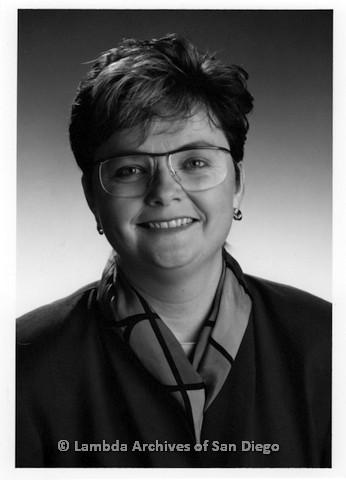 P151.049m.r.t Portrait of Christine Kehoe