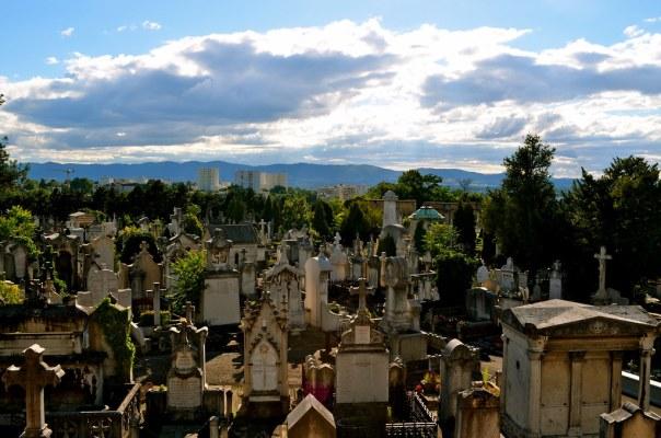 Lyon Cemetery
