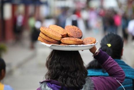 Food in San Cristobal de las Casas