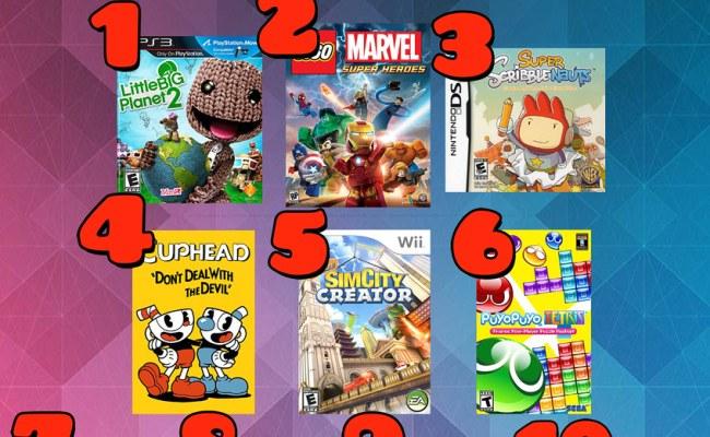 Top 10 Non Nintendo Games Top 10 Week 2018 Keeps Rollin