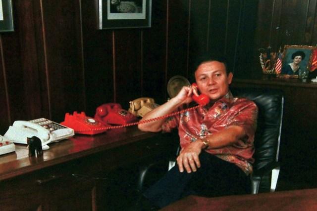 Gov. Paul Calvo in Office